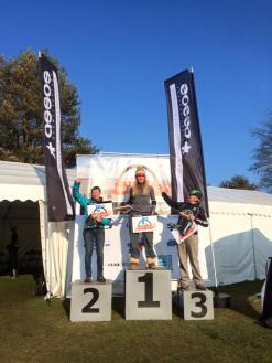 lee fatbike podium